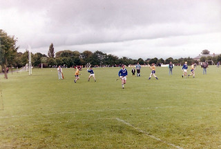 1980's Hurling Match | by Naomh Fionnbarra GAA Club