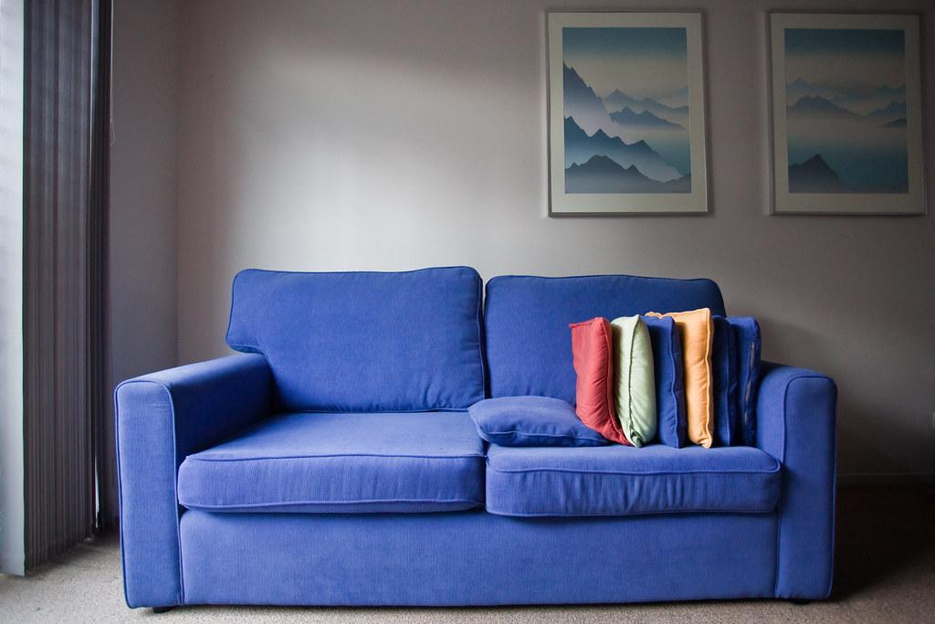 Tips Memilih Sofa MInimalis Modern - Warna Sofa