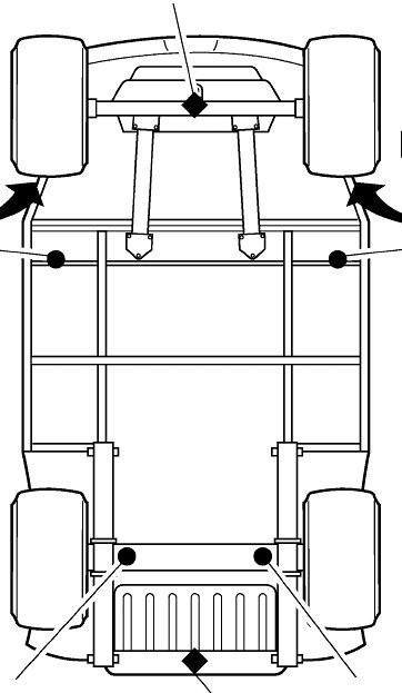 Ez Go Rxv Diagram Bottom View Diagram Of Ezgo Rxv