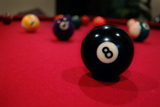 Eight ball | by Heather Clemons