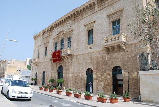 Malta - Vittoriosa Casino di Venezia Formerly Scamp's Palace