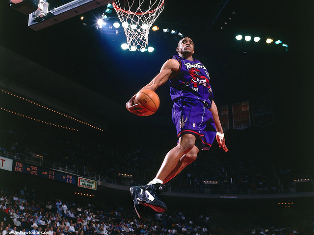 f09b7d5802e1fc The Fan of Every NBA Team  The Tragedy of Vince Carter