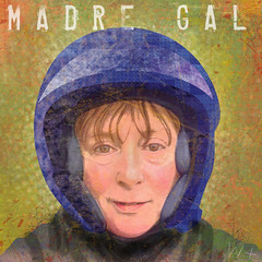 JK - MADRE GAL by Wally Torta