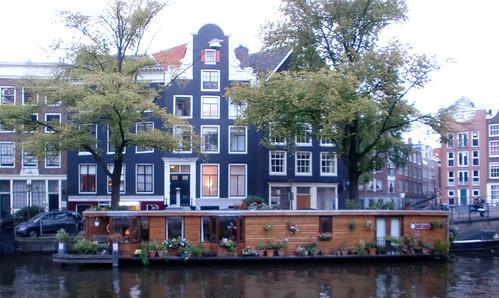 Casa flotante en amsterdam casas flotantes en amsterdam r flickr - Alquiler casa amsterdam ...