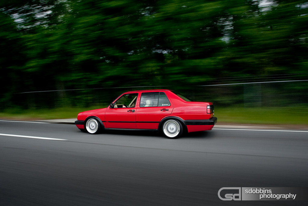 Audi Of Atlanta >> Russ' Mk2 VW Jetta VR6 on BBS RS's - 1004 | Russ' Mk2 Jetta … | Flickr