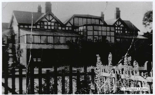 Cuerden Hall, Thelwall | by Livewire Libraries' images of Warrington