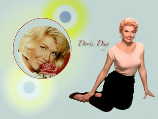 Doris Day | by Patrick Chartrain