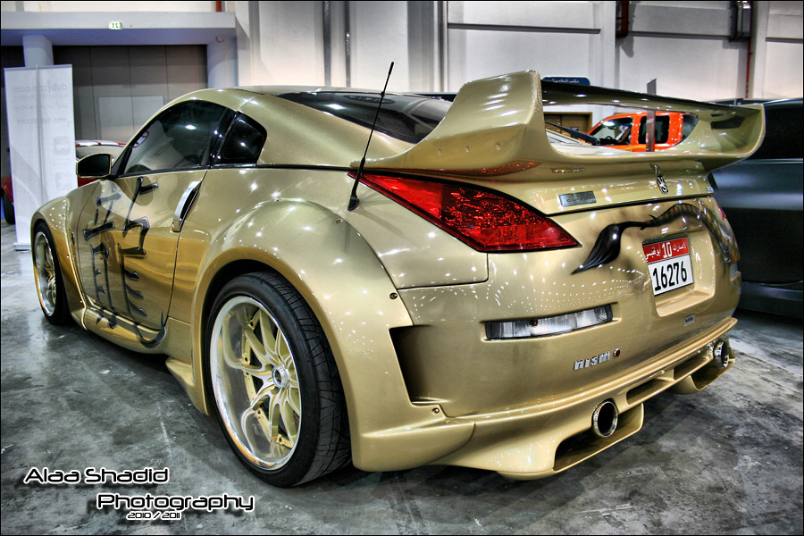 Nissan 350z Veilside Alaa Shadid Flickr