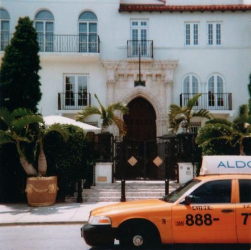 Versace South Beach Home Restaurant
