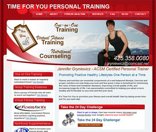 Time_for_You_Personal_Training | by Fingerprint Marketing