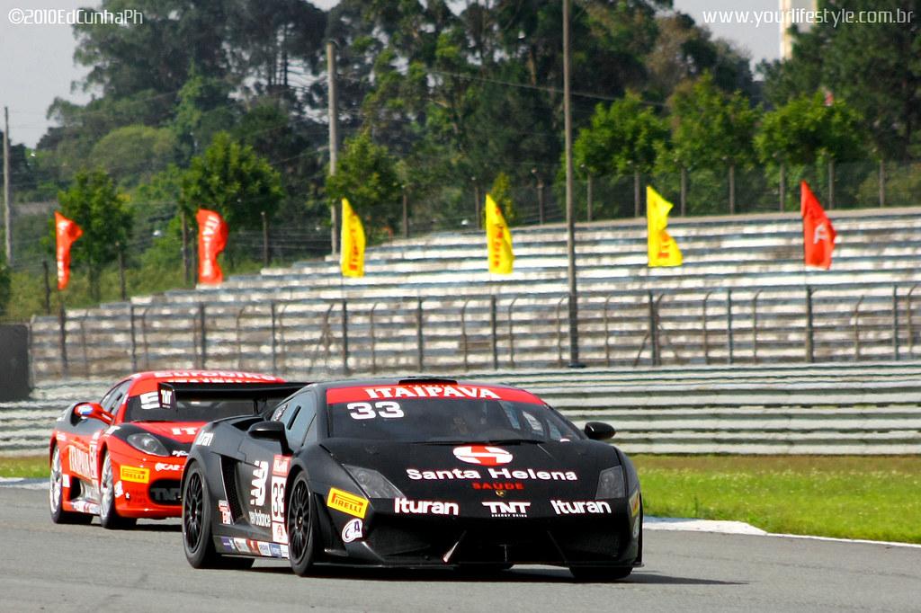 ... Lamborghini Gallardo LP560 GT3 U0026 Ferrari F430 Challenge | By Ed Cunha Ph