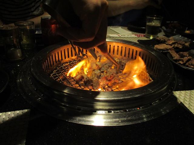 2017/6/27-帝王蟹燒烤餐廳