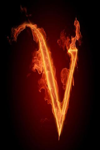 Images Of V Alphabet Mobile Wallpaper