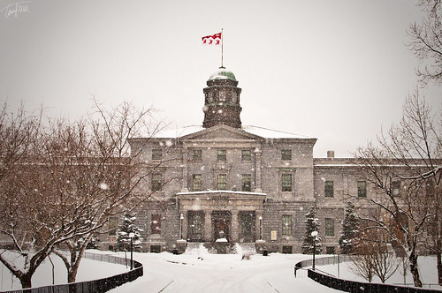 McGill University in Winter | by TMAB2003