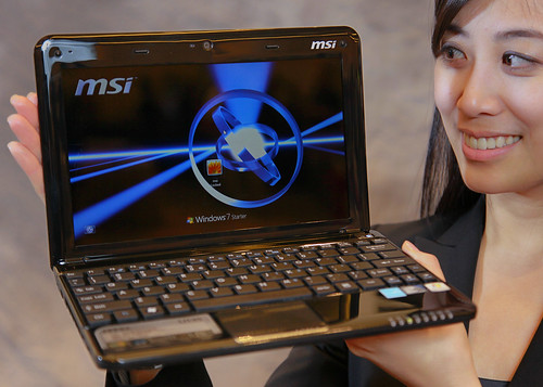 MSI Wind Netbook | by International CES