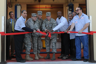 New Auto Hobby Shop opens to public | by USACE Europe District