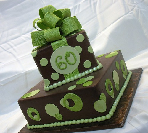 Sharon S 60th Birthday Cake Made Fall 2009 Amanda