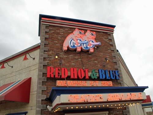09 >> Red Hot and Blue BBQ Colorado Springs | Taken with my P&S Ca… | Flickr