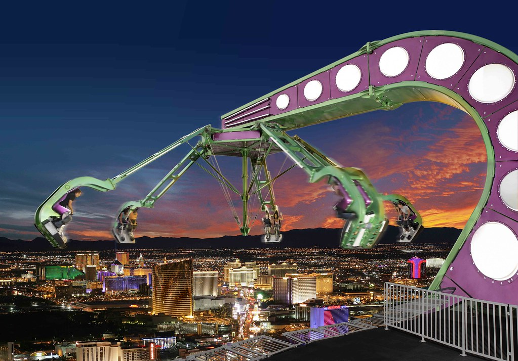 Lieblings Catch the Insanity! | Stratosphere Hotel & Casino | Flickr &DE_81