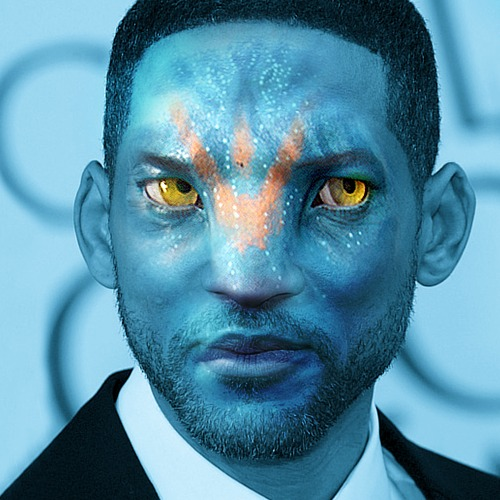 avatar will smith effect this illustration was made for