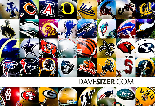 helmets | by Dave Sizer
