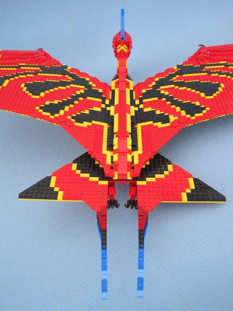 toruk (great leonopteryx) | flickr