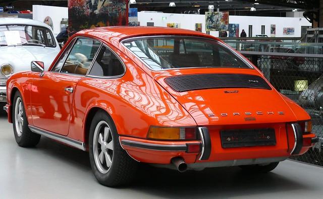 porsche 911 t 2 4 orange hl 1972 stkone flickr. Black Bedroom Furniture Sets. Home Design Ideas