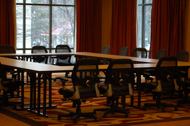 Courtyard Conference Room