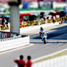 Tilt shift effect - moto GP