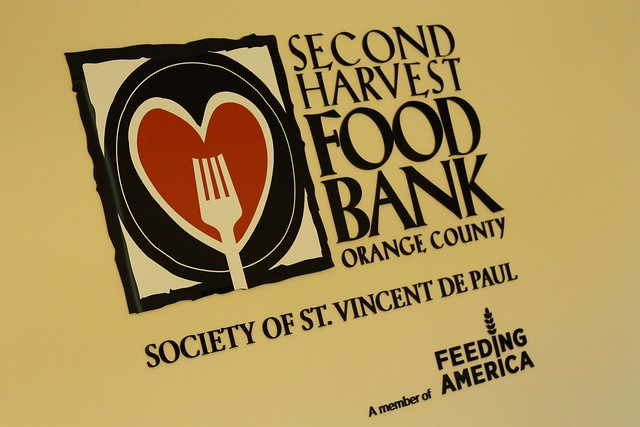 Second harvest food bank flickr photo sharing for Americas second harvest