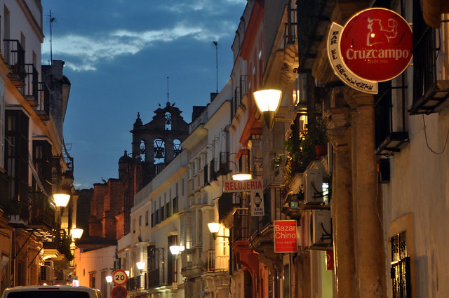 El Puerto de Santa Maria Spain  city images : El Puerto de Santa Maria Spain Evening street | Flickr Photo ...