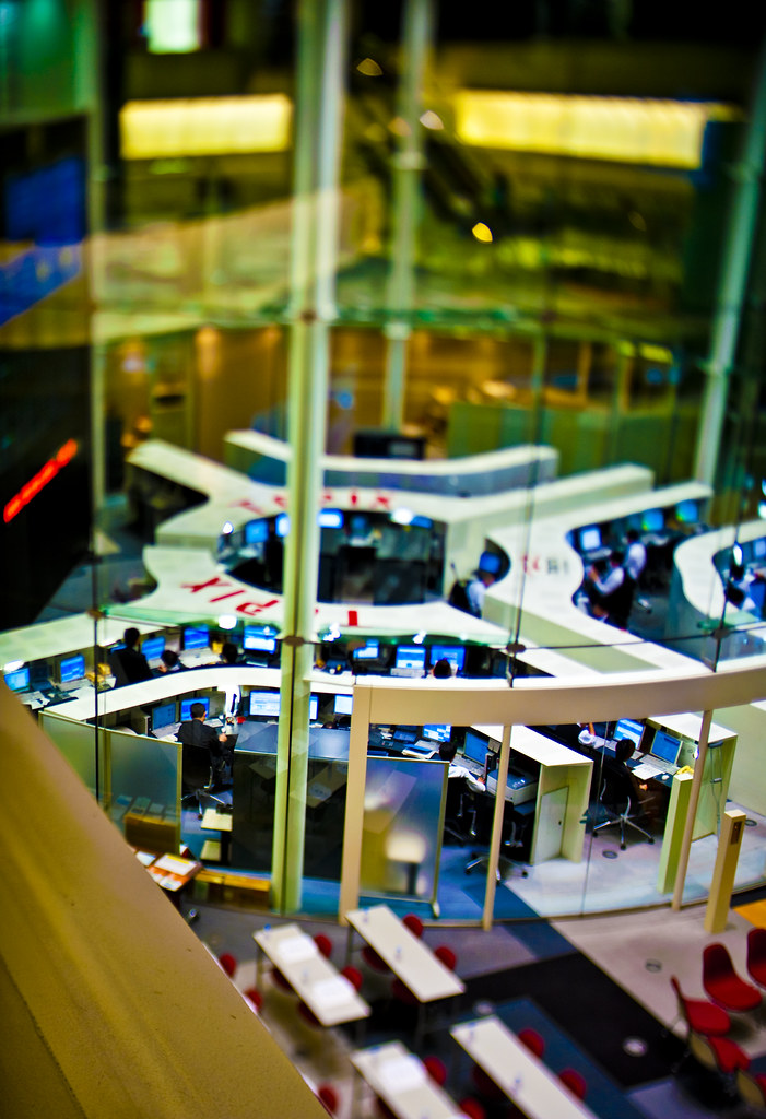 List of stock exchange trading hours
