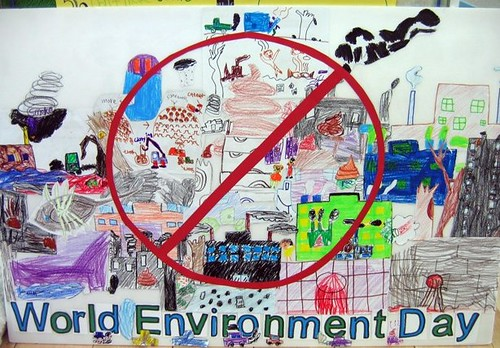 Report on environment day