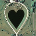 love heart shaped №6 - (lake), near Columbia Hills Corners, Ohio.
