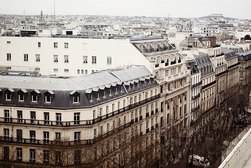 Paris, I love you. (but you're bringing me down) | by ‹ Candice Lesage Austen ›