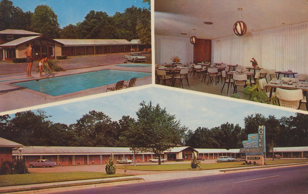 Bainbridge Motel - Bainbridge, Georgia