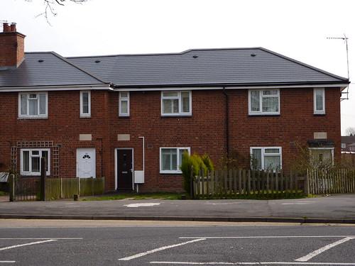 193 197 tachbrook road leamington spa council houses for Modern homes leamington
