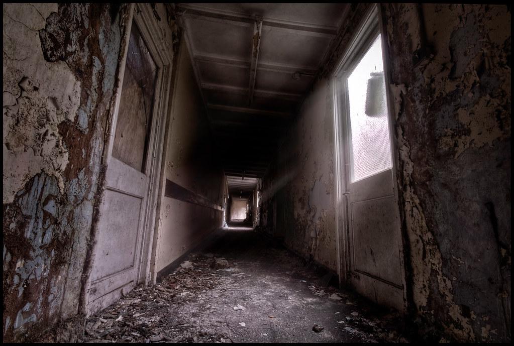 Spooky corridor by fotojenny on DeviantArt
