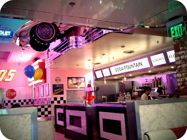 the corvette diner in san diego the soda bar the corvett. Cars Review. Best American Auto & Cars Review
