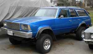 lifted 1979 chevrolet malibu wagon i found this for sale o flickr. Black Bedroom Furniture Sets. Home Design Ideas