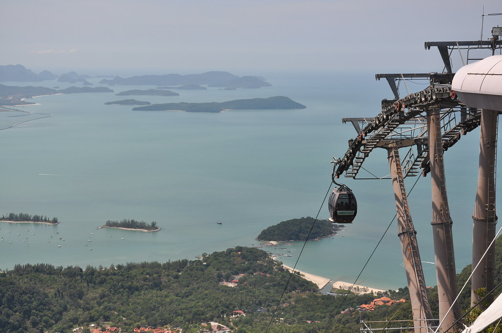 Langkawi Cable Car Review