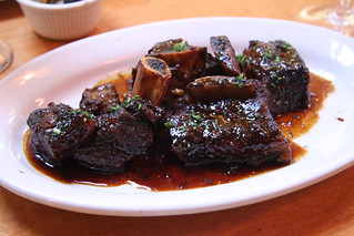 Phlight Restaurant, Whittier, CA - Brown Sugar & Ginger Short Ribs | by Food Librarian