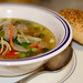 ClearMeatball soup with spinach0005