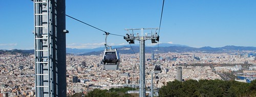 Montjuïc Cable Car | by Ivan Mlinaric