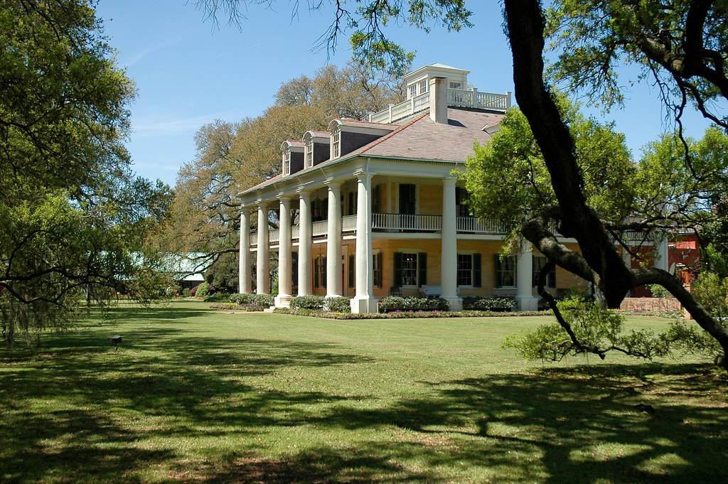houmas house6353 often considered to be the �crown