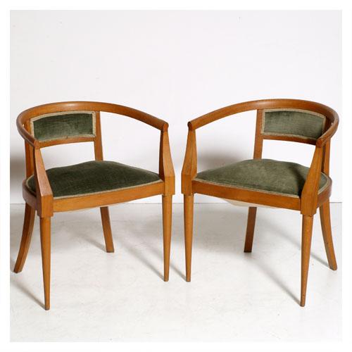sedie-poltroncine-pozzetto-deco-verdi-MAG75-1 | Poltroncine … | Flickr