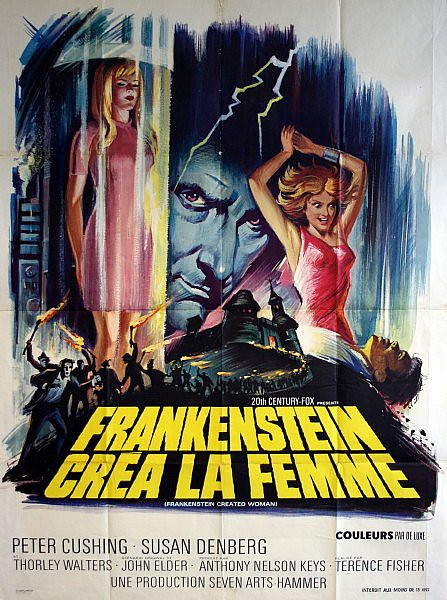 women of frankenstein
