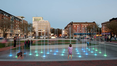 Fountain at Ellis Square | by philmarq