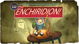 """The Enchirdion!"" Title Card 