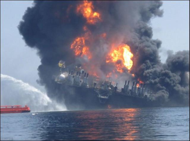 transocean deepwater horizon explosion investigation
